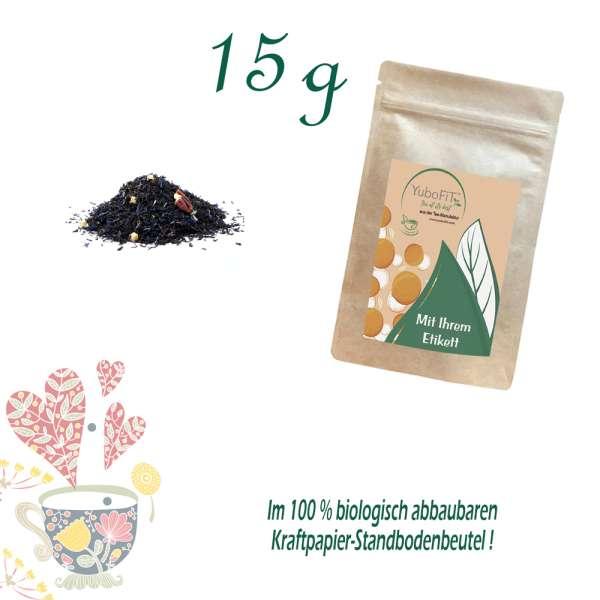 Schwarzer Tee Süßer Ahorn-Traum