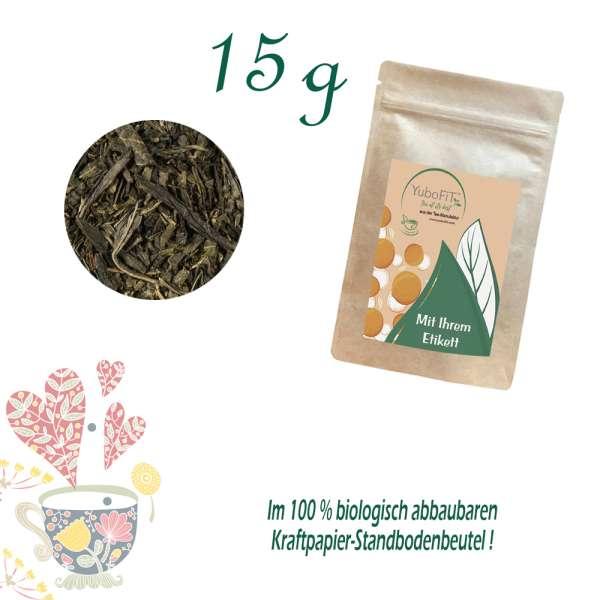 Erdbeer-Joghurt / Sahne Tee