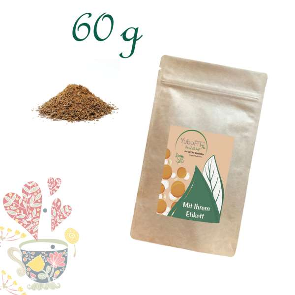 Schwarzer Tee Pu Erh Kakao-Perle
