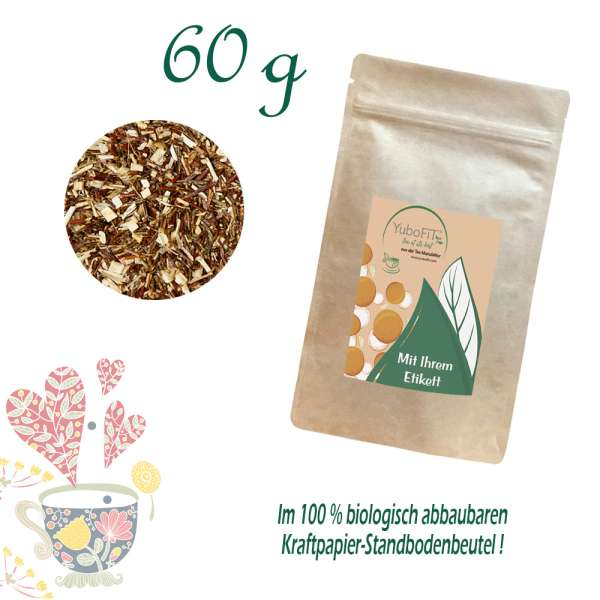 Grüner Rooibos Bio Tee