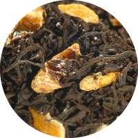 Schwarzer Tee Limone