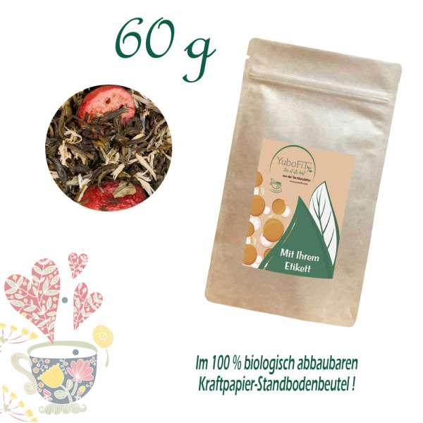 Joghurt Kirsche Tee
