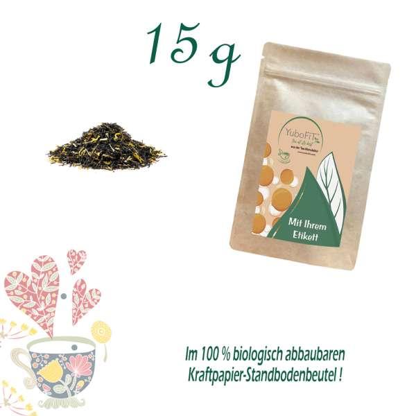 BIO Schwarzer Tee Yuzu Zitrusschatz