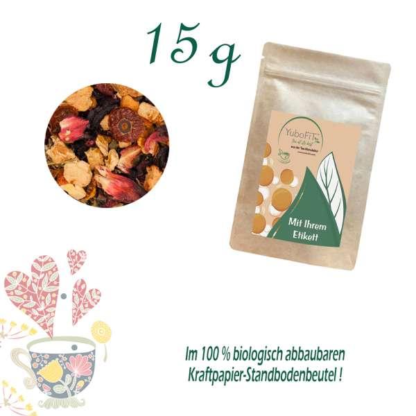 Red Fruit & Grenadine Jelly Bio Tee