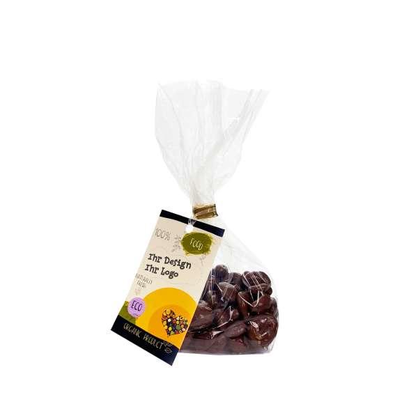 Cranberries getrocknet mit Vollmilchschokolade - 100g