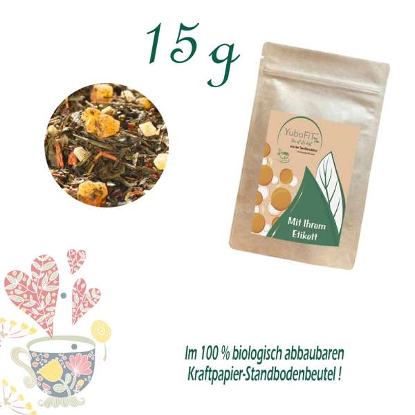 Sencha Feuerblume Tee