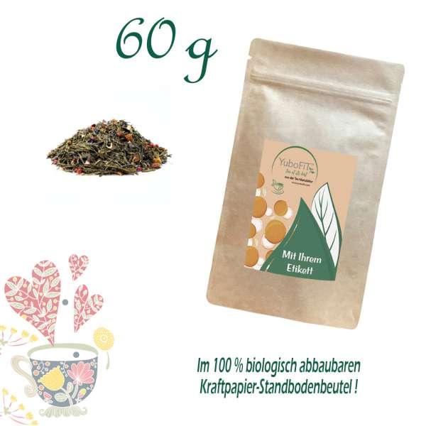 Sencha Erdbeere-Trüffel Tee