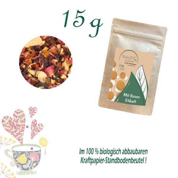 Früchtetee Bratapfel-Tee
