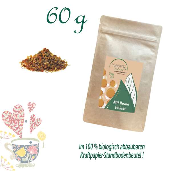 BIO Veggie Tee Karotte-Ingwer Orange Sun