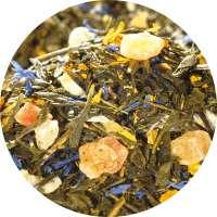Sencha Kaktusfeige Tee
