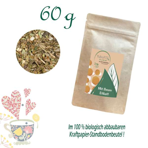 TEA CUP: Green Tea Moroccan Mint Bio