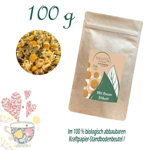 Kamillenblüten Tee