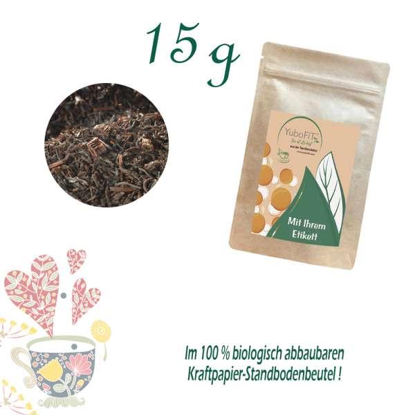 Schwarzer Tee Vanille Excellent