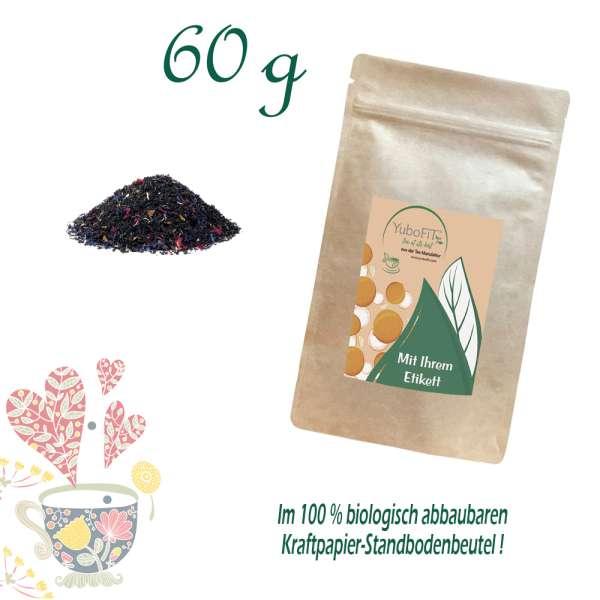 Schwarzer Tee Keemun Orchidee