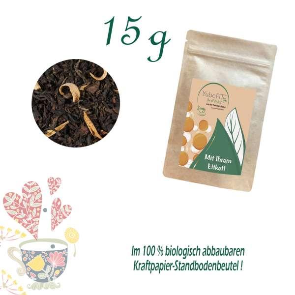 Oolong Orangenblüten Tee