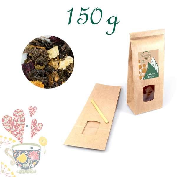 Oolong Glühweingewürz Tee